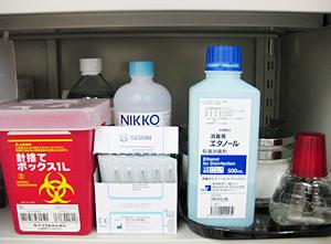 当院では、衛生面に十分な配慮を尽くしています。